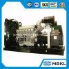 Xangai Misubishi 600kw/750kVA gerador a diesel com alternador de Stamford S6r2-Ptaa-C
