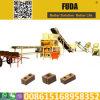 Ventes hydrauliques automatiques de catalogue des prix de machine de brique de machine à paver de logo de la saleté Fd4-10 en Tunisie