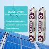 Один из компонентов солнечной силиконовый герметик для фотоэлектрических модулей