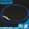 Pigtail LC milímetro da fibra óptica