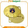 Design do cliente Belt Buckle Plating Nickel