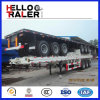 Tri Axle 40FT Container Truck mit Twist Locks