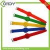 Rode blauwe gele kleurenMIFARE Klassieke 1k 13.56MHz manchet RFID