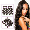 Body Wave Brazilian Virgin Hair, sans traitement Raw Virgin Brazilian Hair