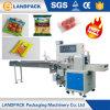 自動野菜及びフルーツの水平の食糧パッキング機械