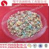 무기염 기업 급료 화학제품은 2-4mm 과립 마그네슘 황산염 Heptahydrate를 착색했다