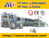 Volledige Automatische Machine om de Luier van de Baby Te maken (jwc-llk400-SV)