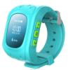 El reloj elegante Q50 del perseguidor del GPS de los cabritos con la función que llama del G/M SOS para el bebé GPS de los niños embroma el reloj elegante