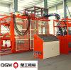 China-berühmte Marke Qgm Ziegelstein-Maschine T10