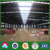 Taller de construcción prefabricados de estructura de acero con fibra Galss Panel del techo (XGZ-SSB030)
