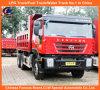 266HP 290HP 336HP 371HP Genlyon Hongyan camions à benne basculante