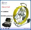 Étanche caméra Pan Tilt de tuyau de vidange d'inspection de l'égout