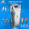 縦のShr Eライト(IPL+RF)レーザーの毛の取り外し機械(Elight02)