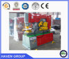 Q35Y hydraulisches Eisen-arbeitende scherende Maschine, Metalllochen und Ausschnitt-Maschine