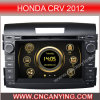 Speciale Car DVD Player voor Honda CRV 2012 met GPS, Bluetooth. (CY-7209)