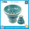 Ciotola di ceramica poco costosa attraente del narghilé dell'azzurro di bambino