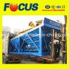 Máquina de procesamiento por lotes por lotes PLD1600 Batcher agregado del cemento automático cuatro compartimientos agregados