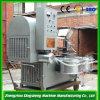 Máquina de la prensa de petróleo de germen de Moringa, estirador del petróleo que hace la máquina