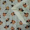 Servilleta de papel impresa amante de la servilleta del hogar