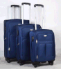 ポリエステル旅行荷物袋の卸売のトロリー旅行ケースセット