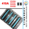 Cartuccia di toner di colore dell'OEM per l'HP 410A (CF410/CF411A/CF412A/CF413A)