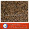 Azulejo tropical de la encimera de Brown del granito Polished (DES-GT028)