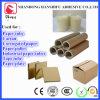 Colle / adhésif en tube de papier en spirale utilisé pour l'emballage