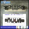 Isuzu 4hf1 4bd1エンジンOEM 89760331712シャフトのための鋼鉄クランク軸