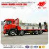 De zware Vrachtwagen van de Lading van het Platform van de Aandrijving van de Lading 8X4 Linker