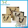 Vente en gros faite sur commande de sac d'emballage de papier de qualité d'usine