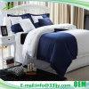 Вышитая люкс гостиница постельного белья сатинировки