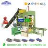 Qt4-15c het Hydraulische Blok die van de Machine van de Baksteen Machine in Zambia maken