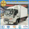Hotsale JAC 5 Tによって冷やされているトラック4X2冷却装置ワゴン