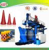 Plastikprodukt-Straßen-Sperre, die Maschine/automatische Strangpresßling-Blasformen-Maschine herstellt