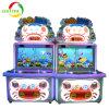 Video macchina del gioco di pesca del simulatore del campo da giuoco 22 di pollice due del bimbo dell'interno dei giocatori