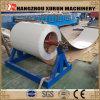 5-10 тонны ручного просто Uncoiler для стали металла свертывают спиралью Decoiler