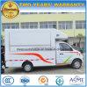 Camion mobile de hot-dog de restauration de Foton véhicule mobile de casse-croûte de 3 T