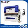63t Folha de flexão dobradeira hidráulica CNC Máquina de dobragem