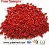 Colore rosso Masterbatch del CaCO3 di 15%25%60%70% per lo strato/rivestire