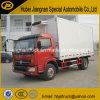 Dongfeng pequeño congelador camión van a la venta de camiones