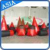 6 equipa depósitos infláveis de Paintball