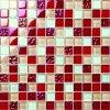 Material cristalino del vidrio del precio del azulejo de mosaico de la venta al por mayor del mosaico del azulejo de mosaico