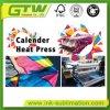 Calendrier de haute qualité de la chaleur Appuyez sur la machine pour l'impression textile