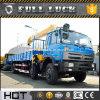 10ton bras droit Camion grue Sq10SK3q adapté pour camion lourds