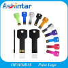 Красочные металлические формы ключа памяти USB Memory Stick USB Mini USB флэш-накопитель