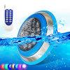 Acciaio inossidabile dell'indicatore luminoso subacqueo della piscina di IP68 12V 36W RGB LED con fissato al muro di superficie