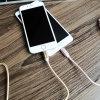 Телевизионная строка с данными телетекста изготовления телефона Nylon оплетенного провода алюминиевого сплава 2A изготовленный на заказ продает оптом