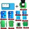 Deteção do cabo de dados do verificador da bateria do programador da microplaqueta da banda de base de Jc PRO1000 para o iPhone