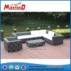 Design populares mobiliário de jardim exterior Sofá transversal definido