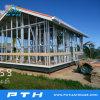 Estructura de acero de la luz de prefabricados Villa Chalet como Edificio Modular